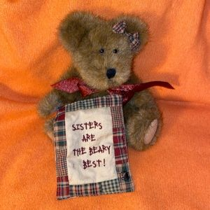 Boyd's Bear 'Sisters are the Beary Best'